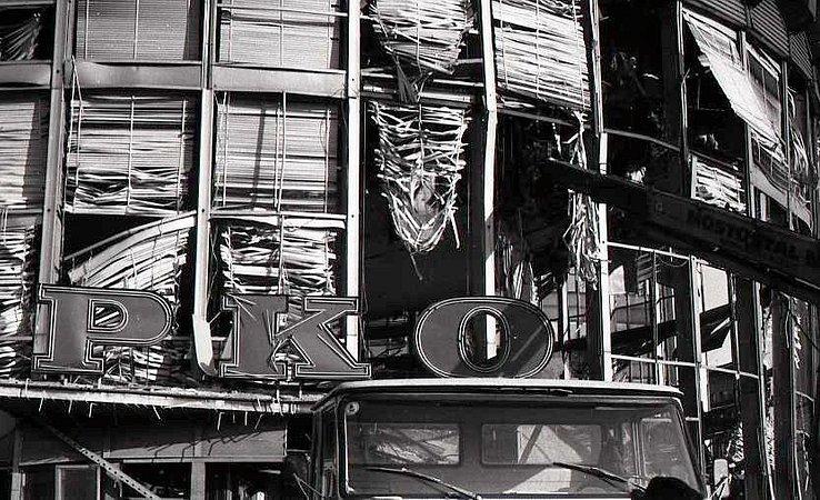 33. rocznica wybuchu w Rotundzie