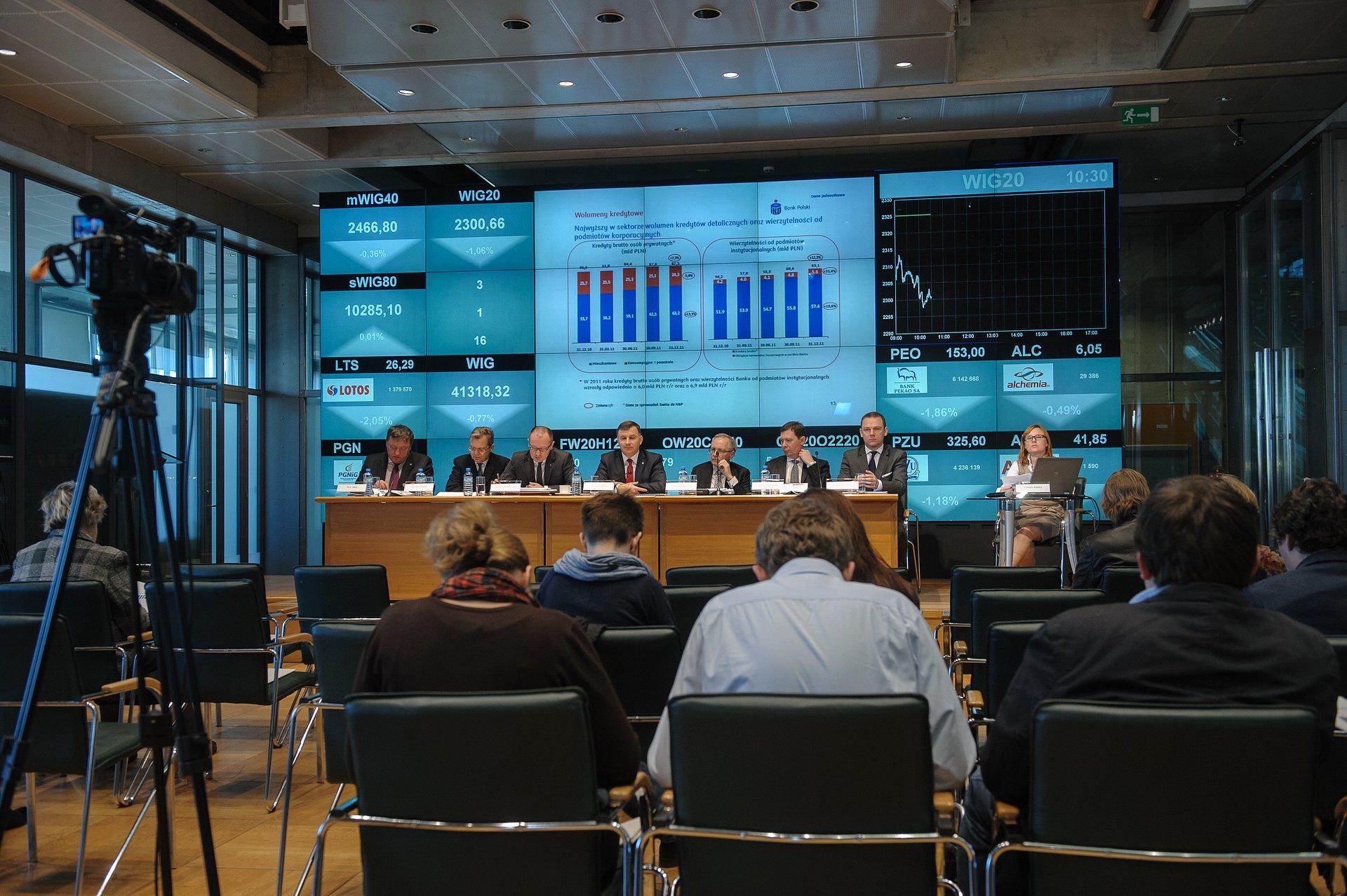 Strategia PKO Banku Polskiego na lata 2010-12 realizowana z sukcesem