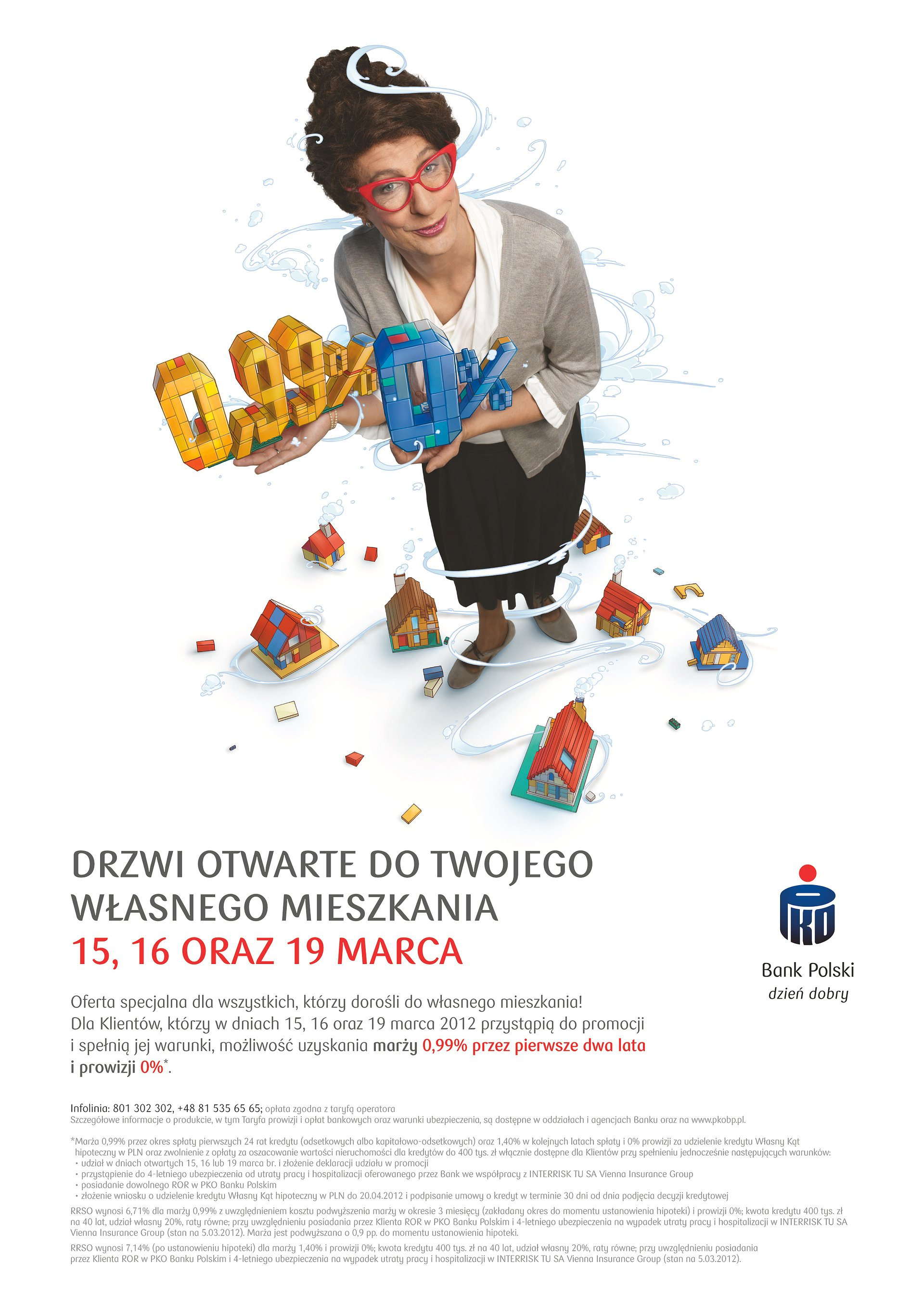 Dni otwarte kredytów hipotecznych w PKO Banku Polskim