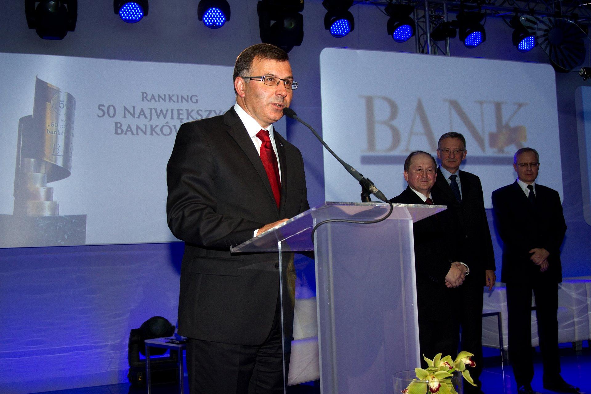Nagrody i wyróżnienia dla PKO Banku Polskiego