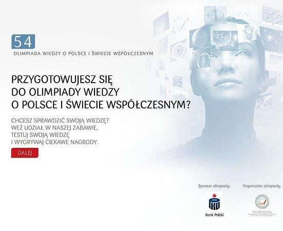 Sprawdź swoją wiedzę o Polsce i świecie z PKO Bankiem Polskim i wygraj iPada