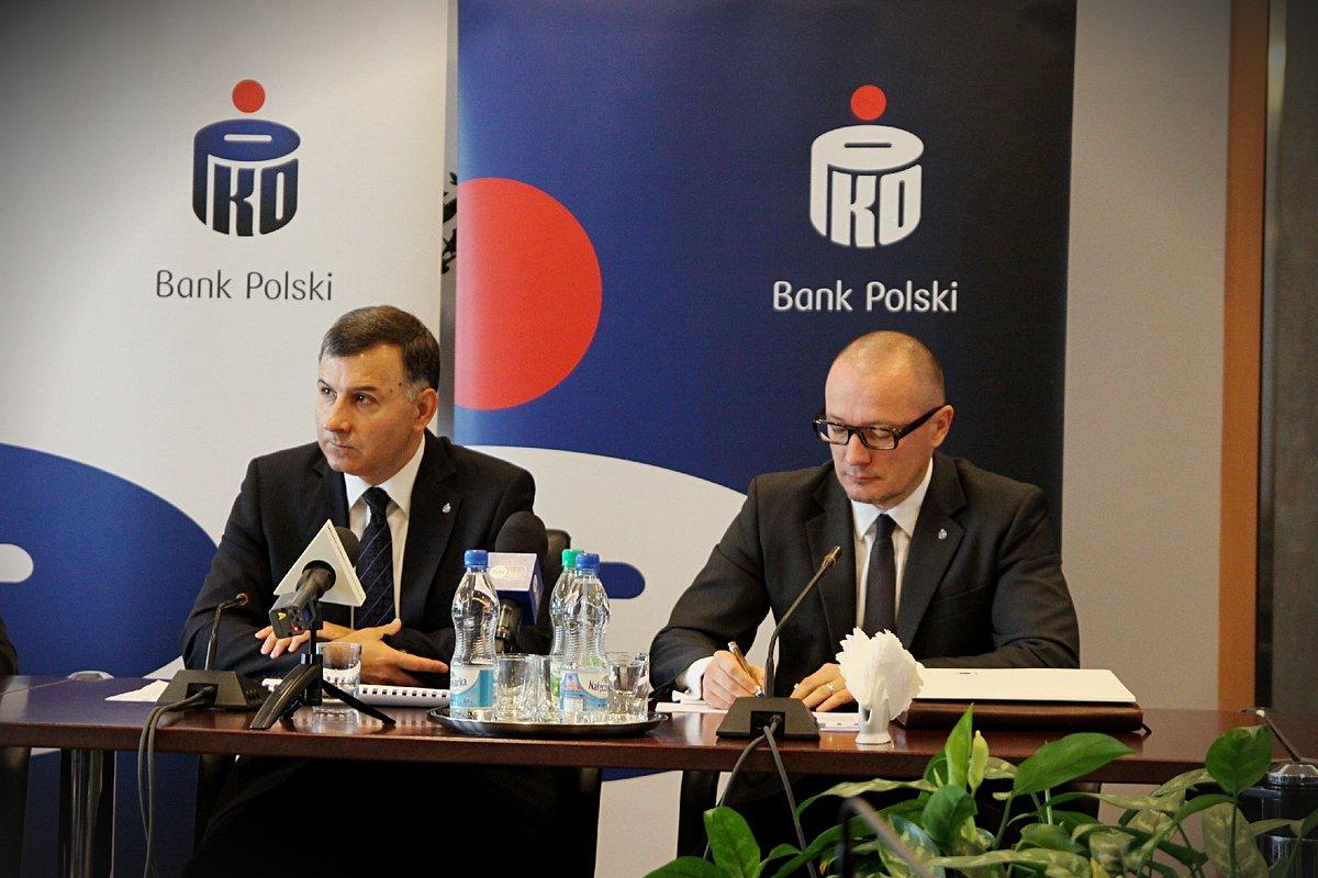 Wysoki poziom zysku netto Grupy PKO Banku Polskiego