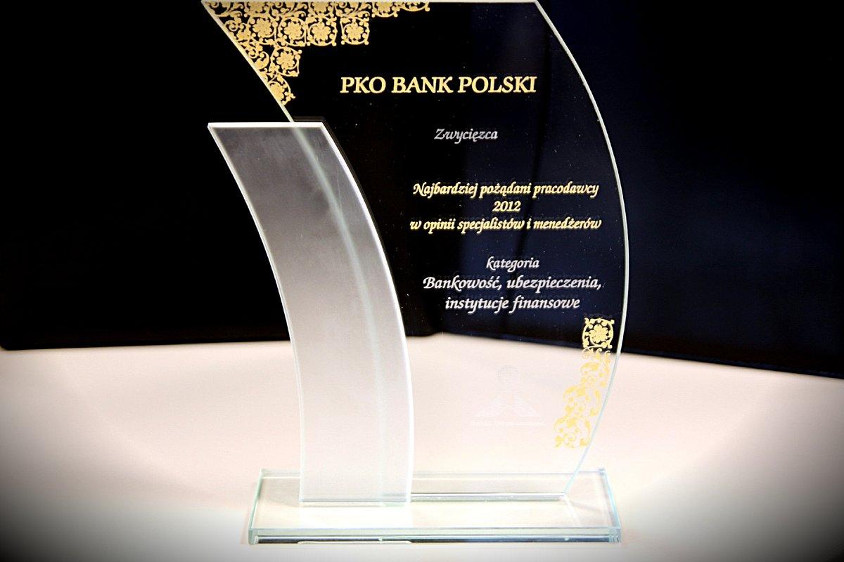 PKO Bank Polski najbardziej pożądanym pracodawcą