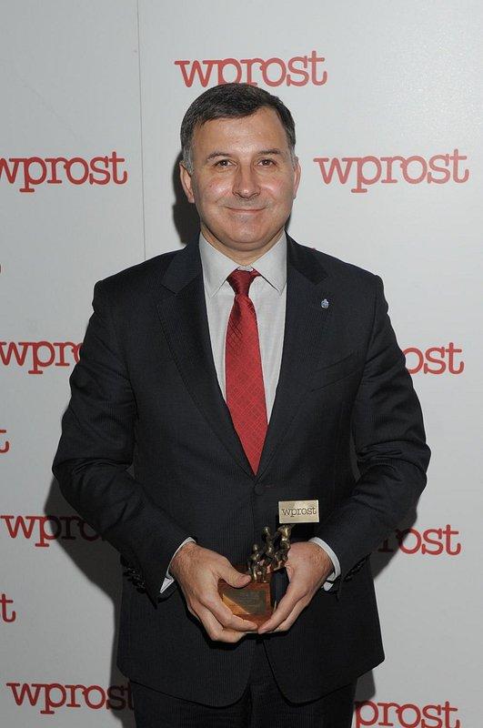 """Zbigniew Jagiełło wśród najefektywniejszych prezesów według """"Wprost"""""""