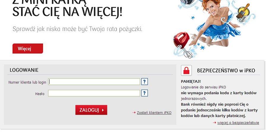 Pakiet Emerytalny PKO TFI dostępny w serwisie Inteligo i iPKO