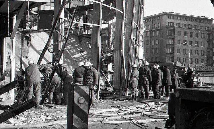34. rocznica wybuchu w Rotundzie