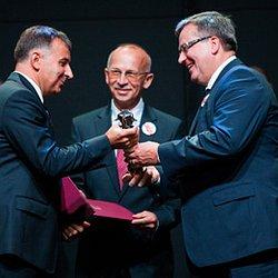 Lawina nagród dla PKO Banku Polskiego