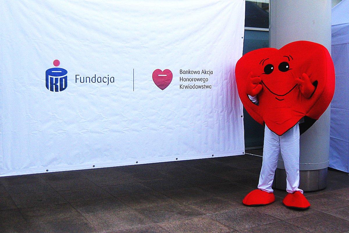 Pierwszy etap Bankowej Akcji Honorowego Krwiodawstwa zakończony sukcesem