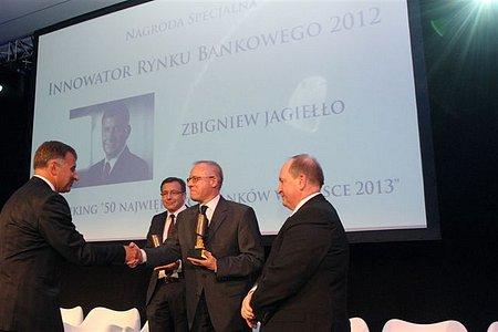 """PKO Bank Polski laureatem nagród """"Horyzontów Bankowości 2013"""""""