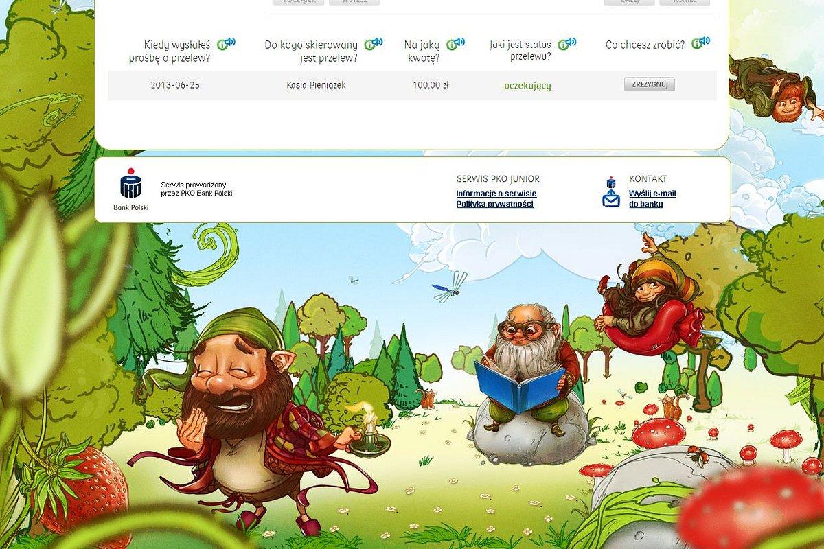 PKO Junior: 16 tysięcy kont w miesiąc