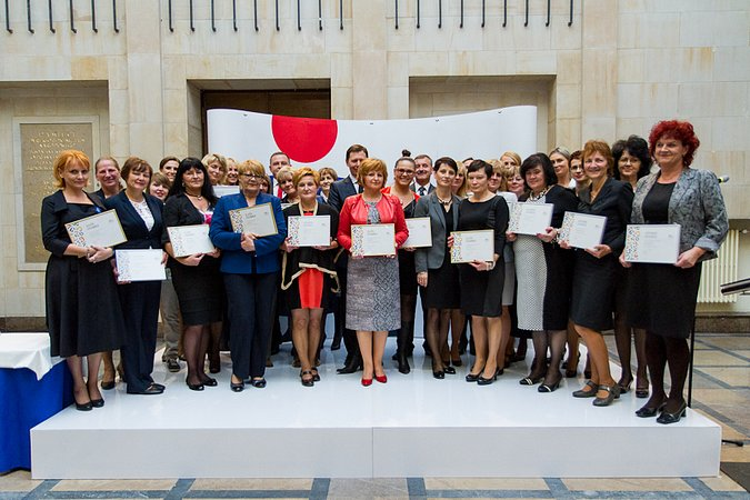 Nagrody dla opiekunów SKO przyznane