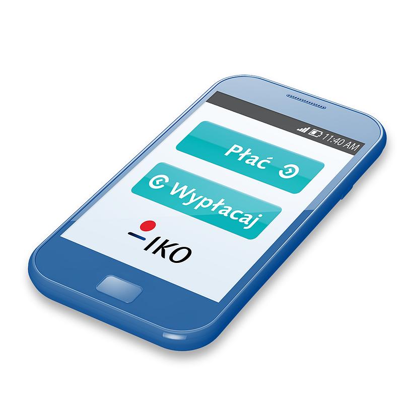 Płatności mobilne IKO i 200 wpłatomatów dostępne dla klientów Inteligo