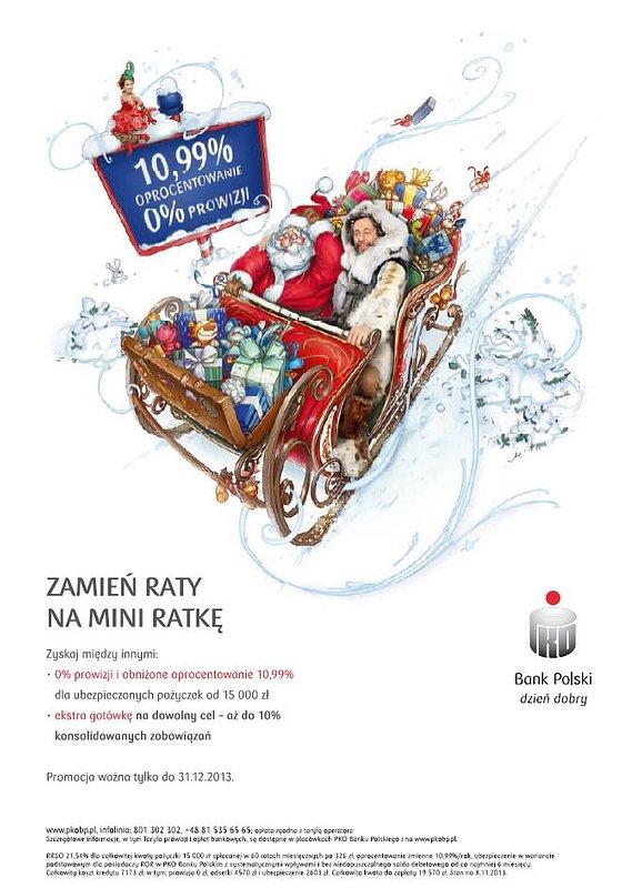 Trwa promocja Mini Ratki w PKO Banku Polskim