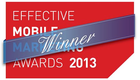 IKO laureatem Effective Mobile Marketing Awards 2013