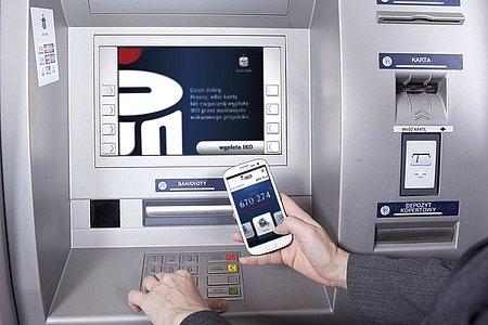 Gotówka z IKO w  bankomatach Euronet