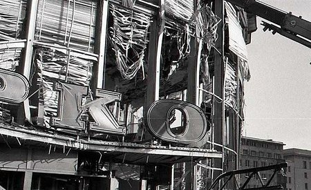 35. rocznica wybuchu w Rotundzie