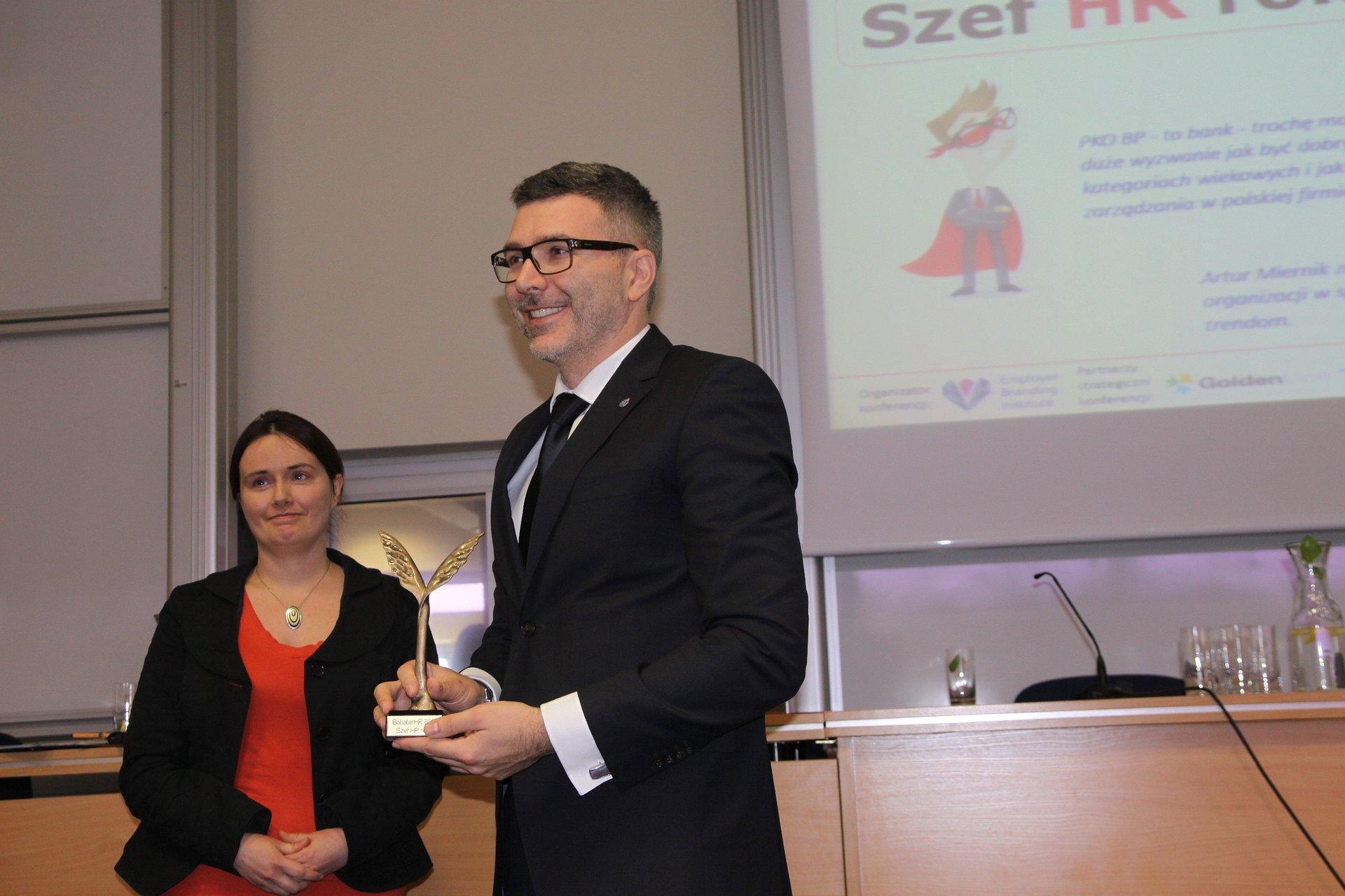 PKO Bank Polski nagrodzony za zmiany w HR