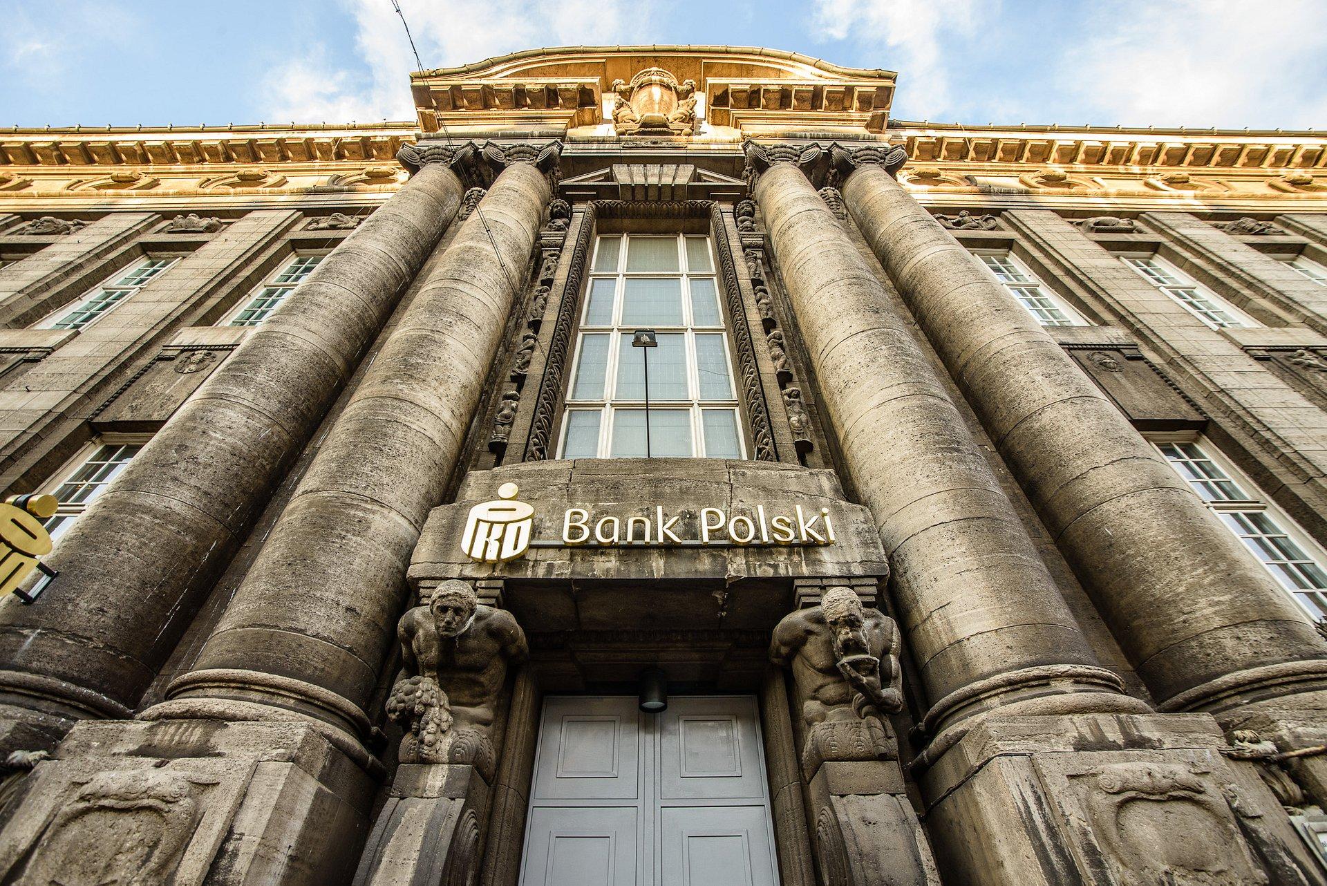 PKO Bank Polski w drodze na europejskie rynki
