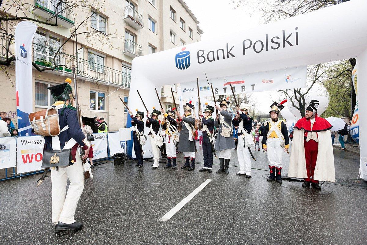 PKO Bank Polski Strategicznym Partnerem XXIV Biegu Konstytucji 3 Maja