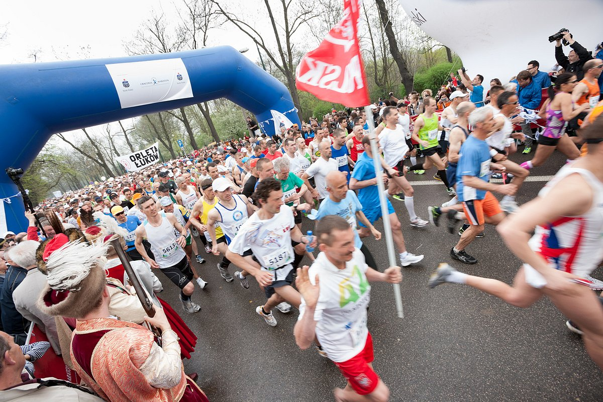 PKO Bank Polski sponsorem generalnym 13.Cracovia Maraton