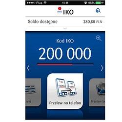 IKO: 200 tysięcy użytkowników, transakcja co 20 sekund