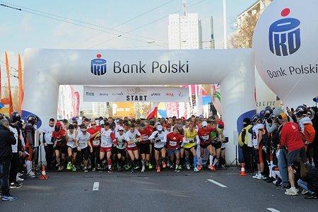PKO Bank Polski partnerem strategicznym XXVI Biegu Niepodległości
