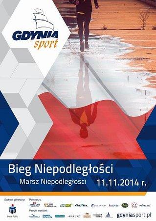 PKO Bank Polski sponsorem generalnym Biegu Niepodległości w Gdyni