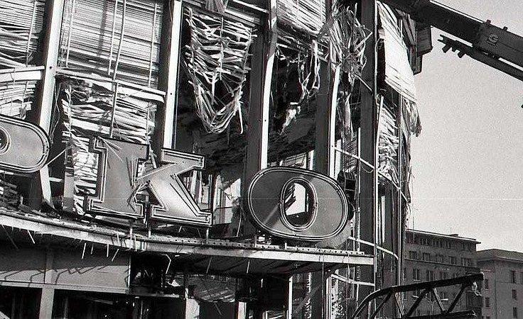 36. rocznica wybuchu w Rotundzie
