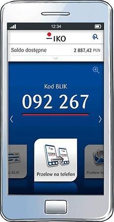 Ponad milion klientów bankowości mobilnej w PKO Banku Polskim