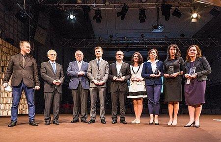 "PKO Bank Polski laureatem ""Lamparta 2015"""