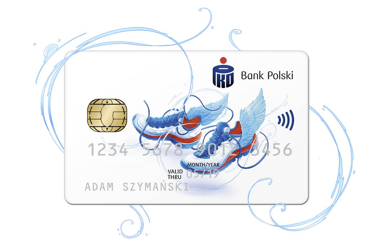 Karta biegowa w PKO Banku Polskim