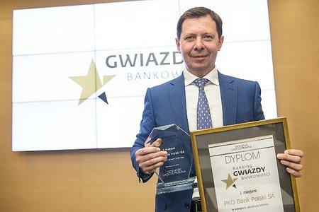 PKO Bank Polski nagrodzony za strukturę biznesu, tempo rozwoju i bankowość prywatną