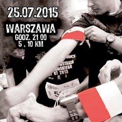 Hołd biegaczy dla powstańców warszawskich