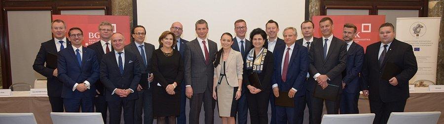 Gwarancje BGK z programu COSME w PKO Banku Polskim