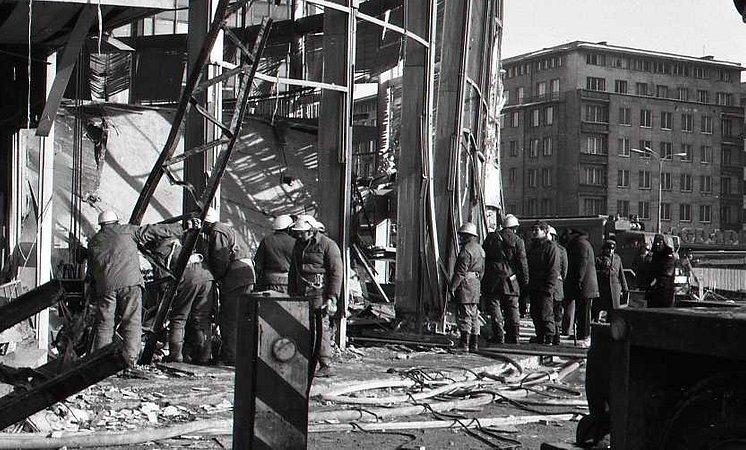 37. rocznica wybuchu w Rotundzie