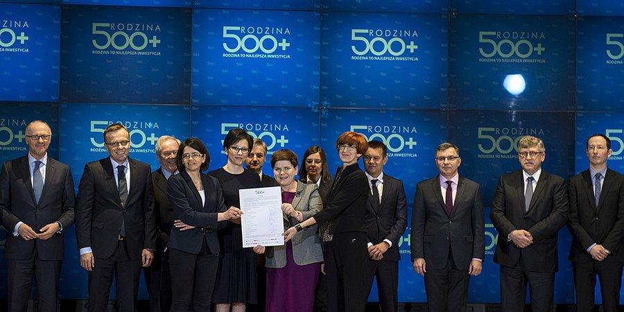 E-rodzina 500 plus
