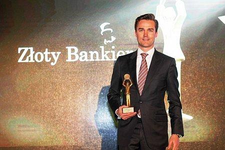 Własny Kąt Hipoteczny PKO Banku Polskiego nagrodzony Złotym Bankierem