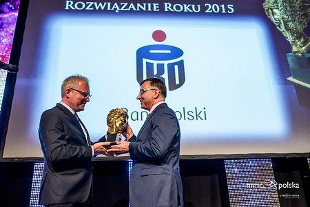 PKO Bank Polski doceniony za najwyższe standardy bezpieczeństwa