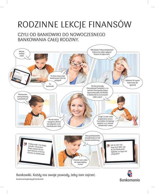 Bankowiki PKO Banku Polskiego - dobrą praktyką 2015 roku