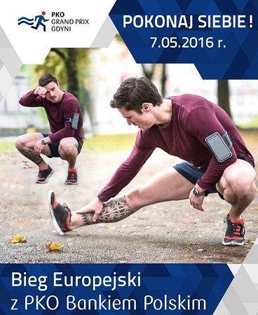 PKO Bank Polski zaprasza na bieg z okazji Dnia Europy w Gdyni