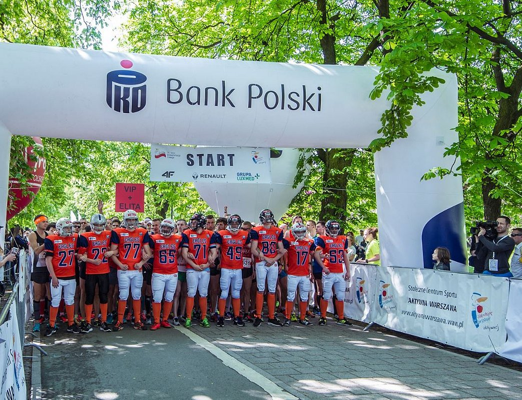 Pobiegliśmy z PKO Bankiem Polskim w 26. Biegu Konstytucji 3 Maja