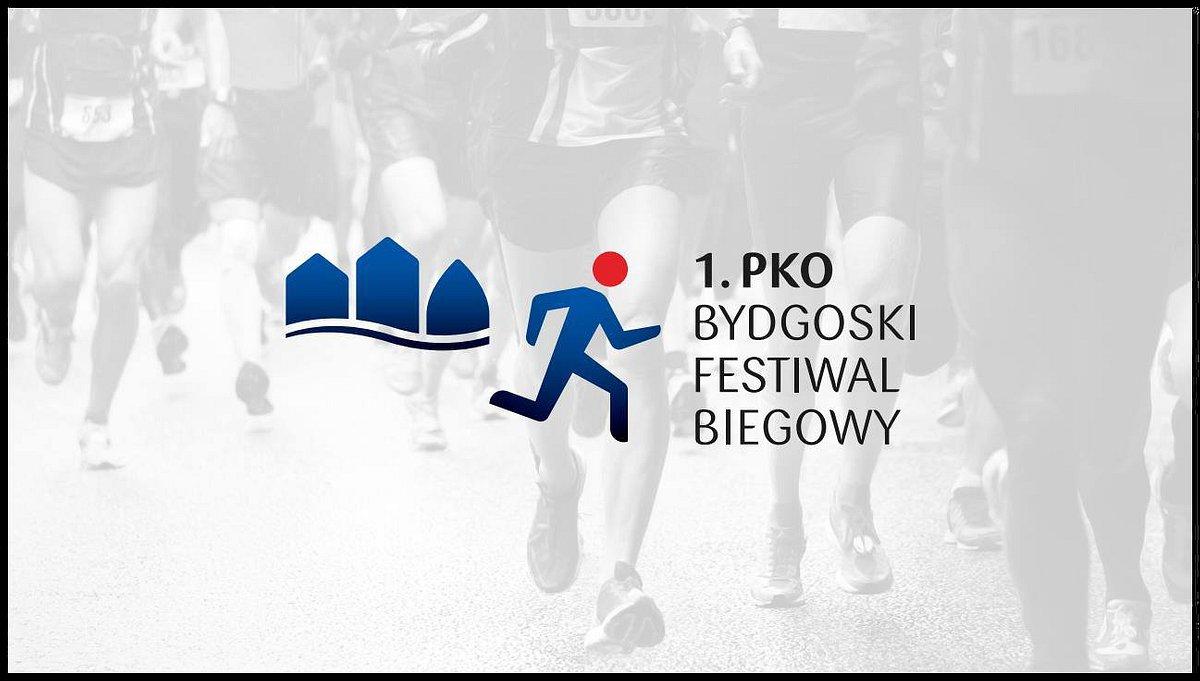 PKO Bank Polski zaprasza po raz pierwszy na PKO Bydgoski Festiwal Biegowy