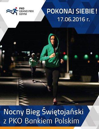 Nocny Bieg Świętojański z PKO Bankiem Polskim w Gdyni