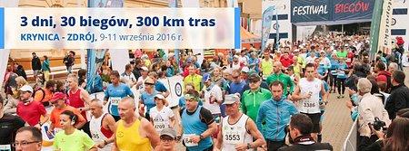 PKO Bank Polski zaprasza na 3-dniowe święto biegania w Krynicy-Zdroju