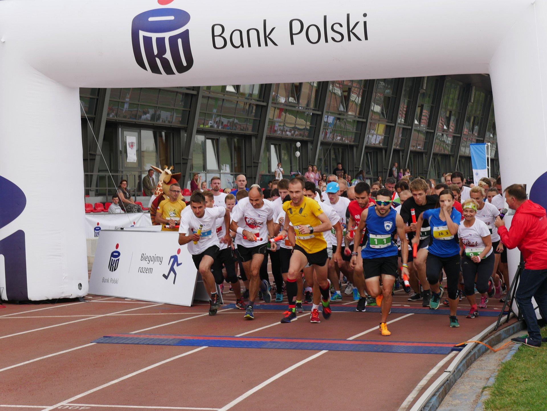 2. PKO Bieg Charytatywny – Kraków wybiegał posiłki dla dzieci