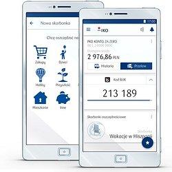 Jeszcze lepsza organizacja finansów w komórce - nowe funkcje w aplikacji IKO