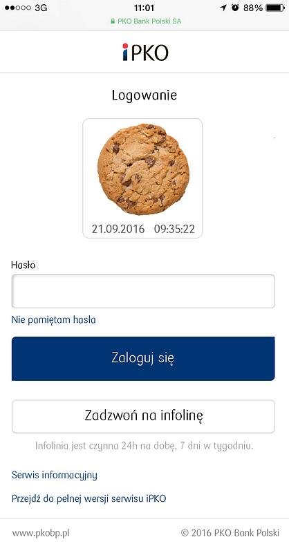Nowy serwis mobilny iPKO już działa