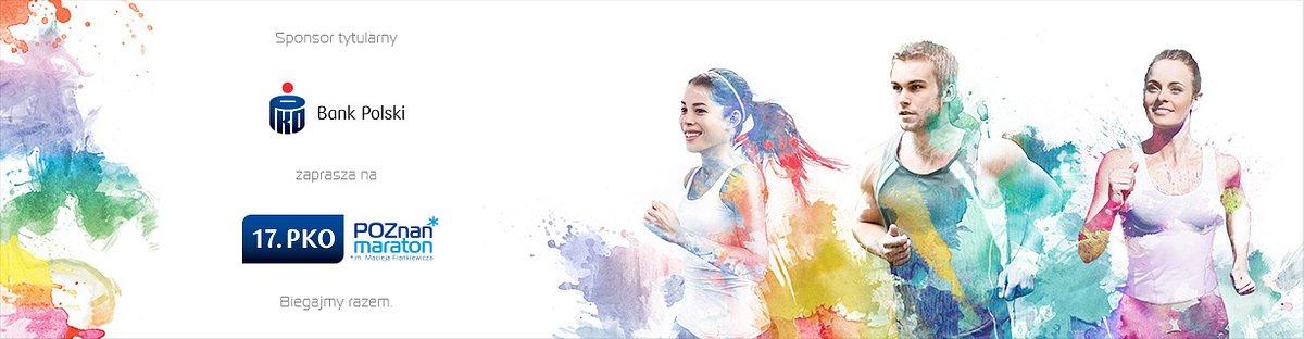 17. PKO Poznań Maraton z PKO Bankiem Polskim