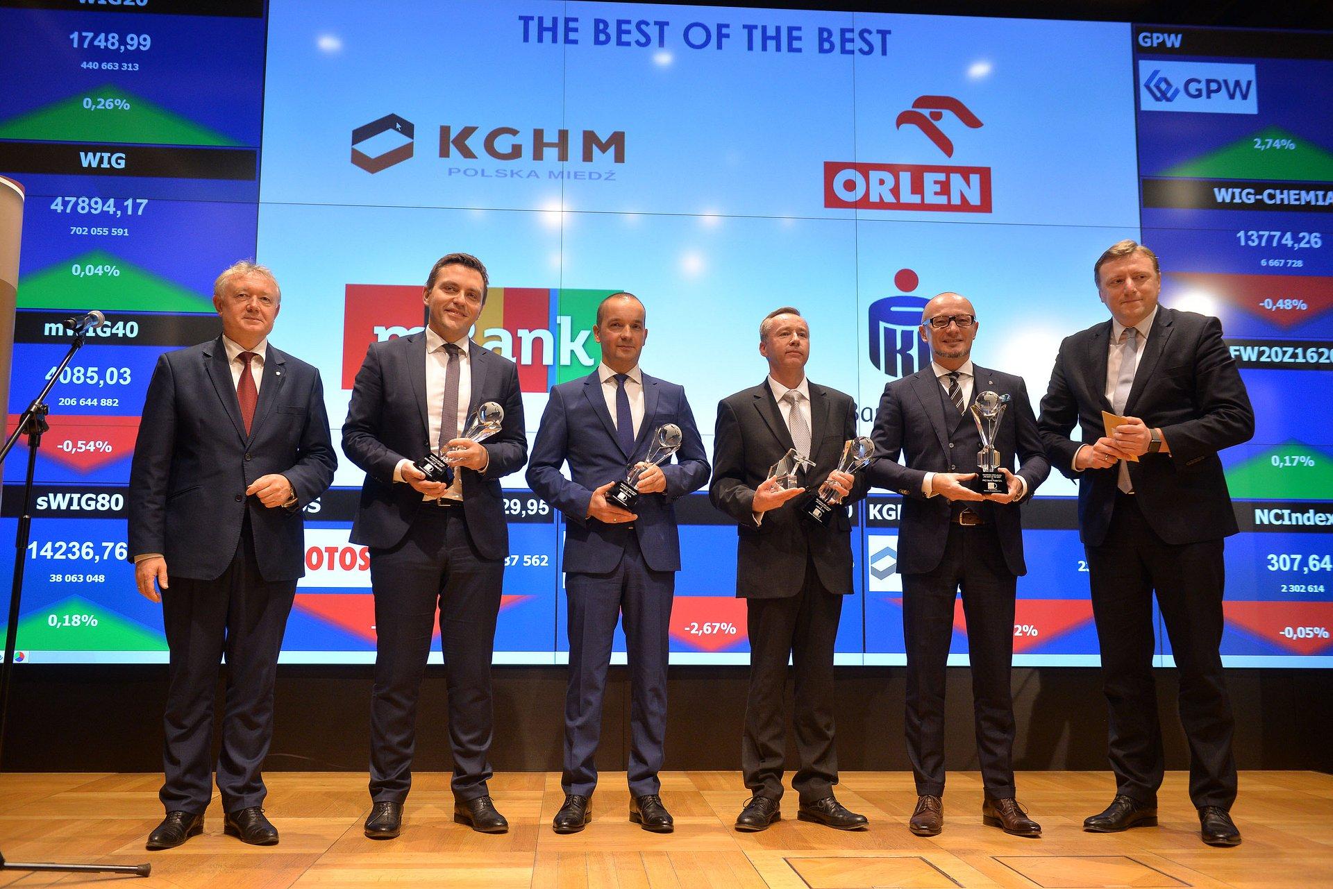 PKO Bank Polski z nagrodą za Raport Roczny 2015