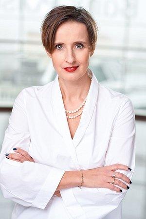 Aleksandra Gieros-Brzezińska rzecznikiem prasowym PKO Banku Polskiego
